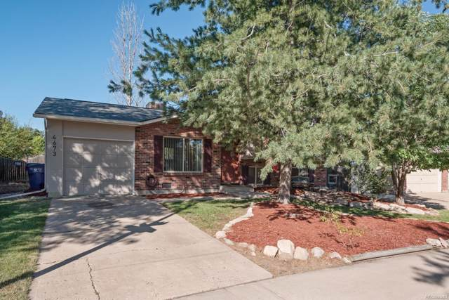 4673 S Jellison Street, Denver, CO 80123 (MLS #9729715) :: 8z Real Estate