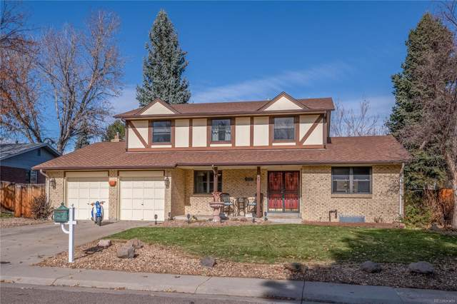 12223 W 68th Avenue, Arvada, CO 80004 (#9730542) :: The DeGrood Team
