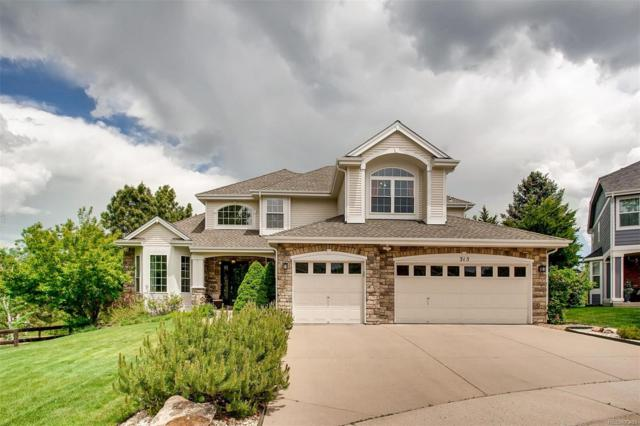 315 Ingleton Place, Castle Pines, CO 80108 (MLS #9730585) :: Keller Williams Realty