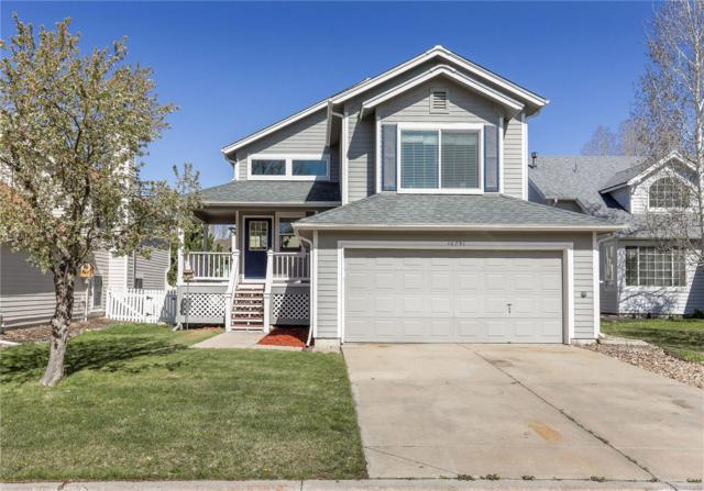 10791 Wheatfield Lane, Parker, CO 80138 (#9731002) :: The Gilbert Group