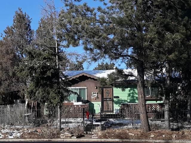 3214 E Bijou Street, Colorado Springs, CO 80909 (MLS #9731256) :: 8z Real Estate