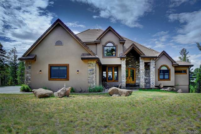 28237 Belle Vista Drive, Conifer, CO 80433 (MLS #9731389) :: 8z Real Estate