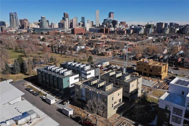 1200 W 11th Avenue #31, Denver, CO 80204 (#9731808) :: milehimodern