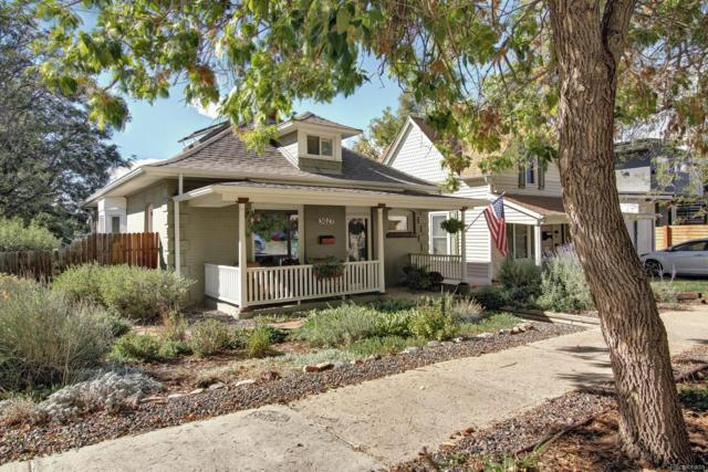 3029 S Sherman Street, Englewood, CO 80113 (MLS #9731929) :: 8z Real Estate