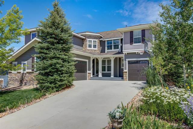 23071 Allendale Avenue, Parker, CO 80138 (#9732221) :: The DeGrood Team