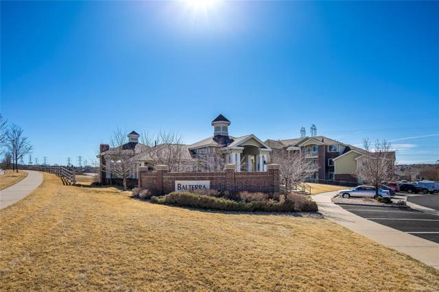 19303 E College Drive #308, Aurora, CO 80013 (#9732389) :: Colorado Home Finder Realty