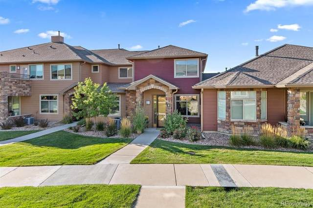 8589 Gold Peak Drive B, Highlands Ranch, CO 80130 (#9732416) :: The HomeSmiths Team - Keller Williams