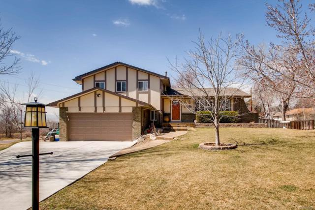 7305 Holland Street, Arvada, CO 80005 (#9732567) :: Hometrackr Denver