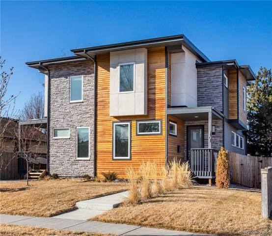 2101 S Grant Street, Denver, CO 80210 (MLS #9732764) :: Wheelhouse Realty