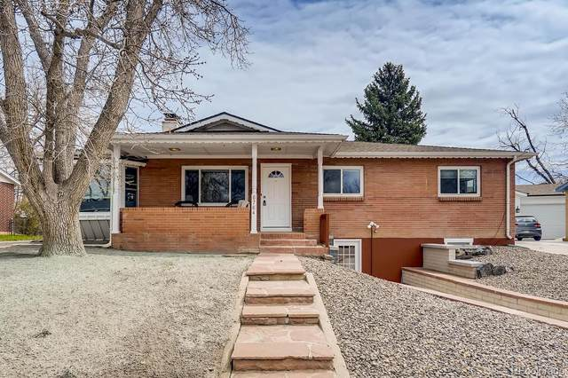 6764 Nelson Street, Arvada, CO 80004 (#9733202) :: The Griffith Home Team