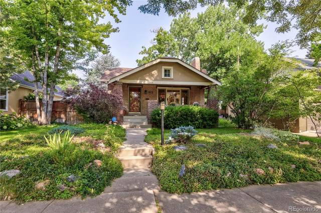 472 S Humboldt Street, Denver, CO 80209 (#9733241) :: Venterra Real Estate LLC