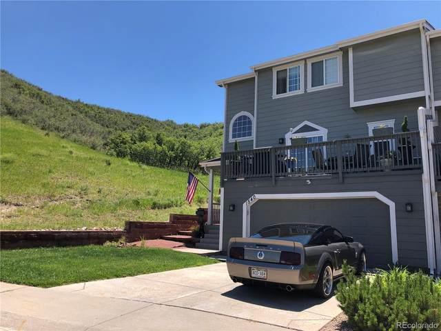 1540 Live Oak Road, Castle Rock, CO 80104 (MLS #9733359) :: Bliss Realty Group