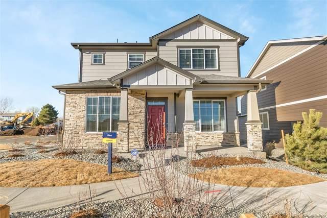 11783 Lovegrass Drive, Parker, CO 80138 (MLS #9733584) :: 8z Real Estate