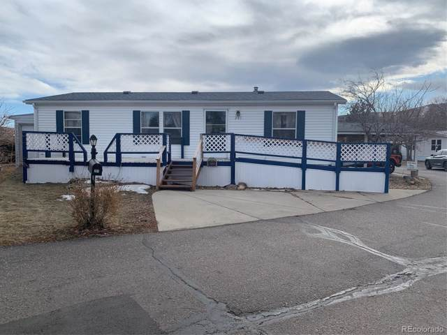 201 Pinto Street, Golden, CO 80401 (MLS #9733872) :: 8z Real Estate
