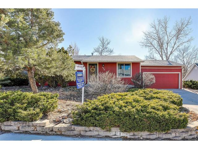 808 Gigi Street, Castle Rock, CO 80104 (#9734133) :: The Sold By Simmons Team