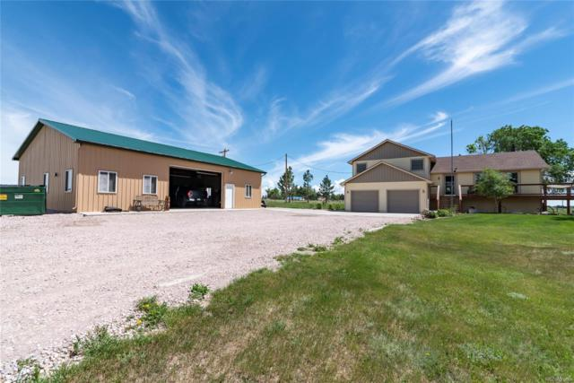 41986 Prague Drive, Parker, CO 80138 (#9734525) :: The Peak Properties Group