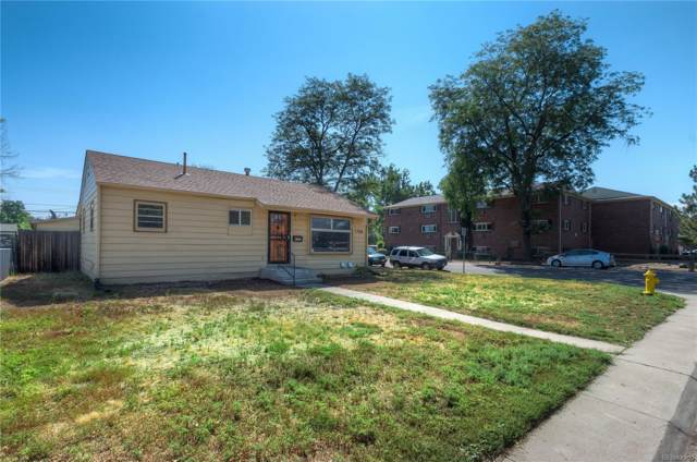1700 Alton Street, Aurora, CO 80010 (#9734650) :: The Peak Properties Group