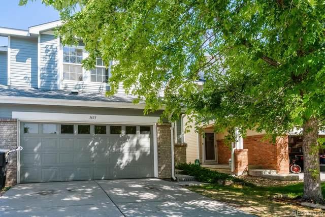 3613 E 94th Avenue, Thornton, CO 80229 (#9734687) :: Compass Colorado Realty