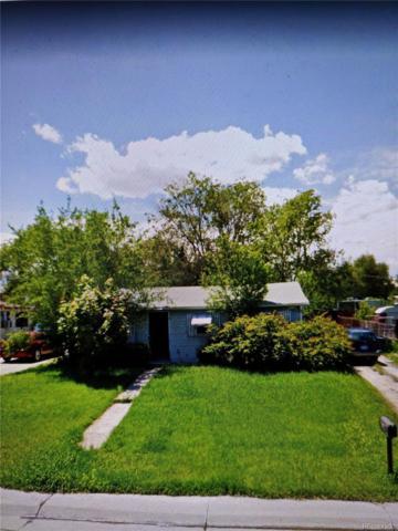 1825 Ingalls Street, Lakewood, CO 80214 (#9735727) :: The Peak Properties Group
