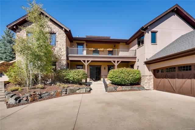 2837 Saddleback Drive, Castle Rock, CO 80104 (#9735760) :: The HomeSmiths Team - Keller Williams