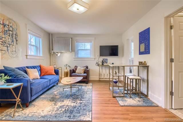 504 Pearl Street #1, Denver, CO 80203 (MLS #9735777) :: 8z Real Estate