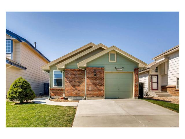 8863 Cloverleaf Circle, Parker, CO 80134 (#9736121) :: Colorado Team Real Estate
