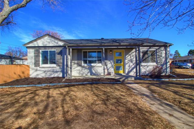 7455 E 22nd Avenue, Denver, CO 80207 (#9736312) :: The Peak Properties Group