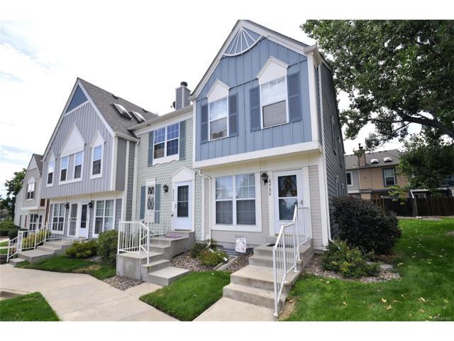 6732 S Independence Street, Littleton, CO 80128 (MLS #9736806) :: 8z Real Estate