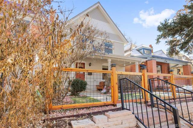 1428 Fillmore Street, Denver, CO 80206 (#9737823) :: The Dixon Group