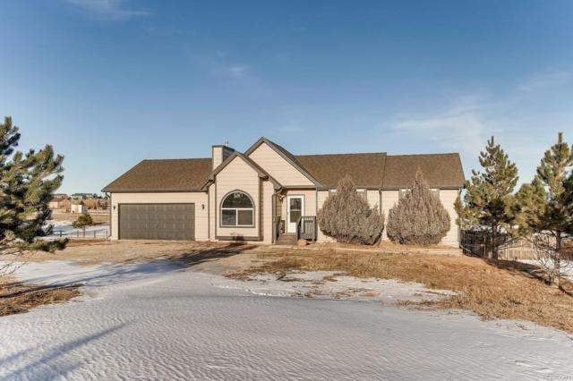 8059 Sun Country Drive, Elizabeth, CO 80107 (#9738026) :: Harling Real Estate