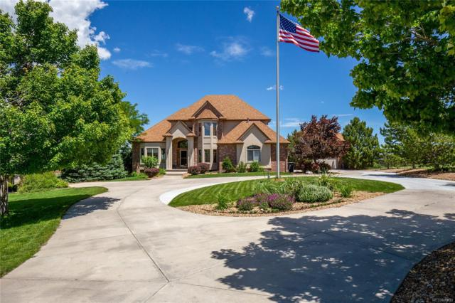 5986 Saddle Creek Trail, Parker, CO 80134 (#9738405) :: The Galo Garrido Group