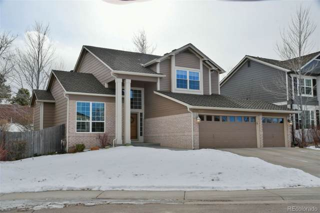 9837 Cypress Point Circle, Lone Tree, CO 80124 (#9739374) :: The Peak Properties Group