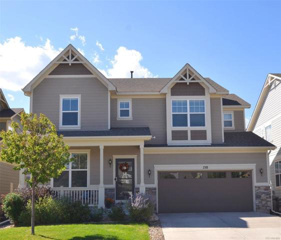 150 Westwood Way, Erie, CO 80516 (#9739698) :: Wisdom Real Estate