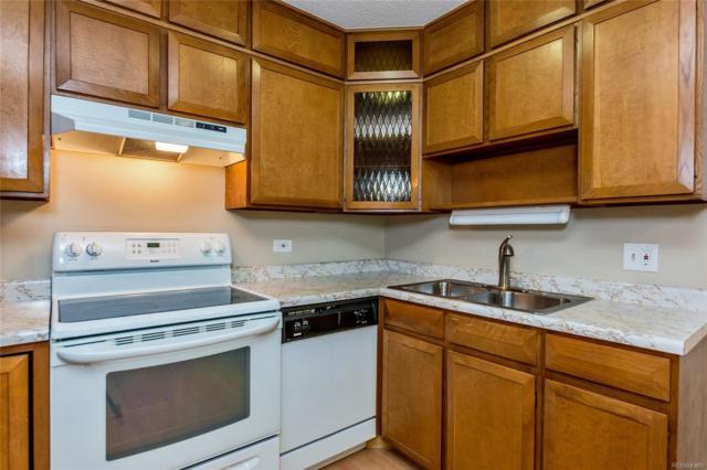 705 S Alton Way 10D, Denver, CO 80247 (#9739977) :: The HomeSmiths Team - Keller Williams