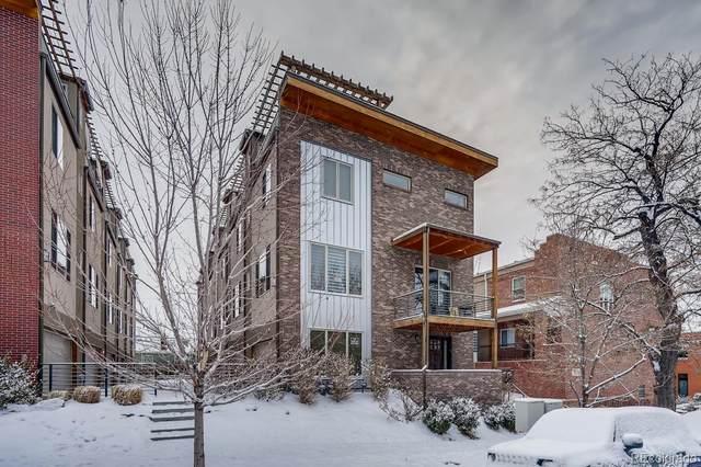 3050 Wyandot Street, Denver, CO 80211 (#9740201) :: The Dixon Group