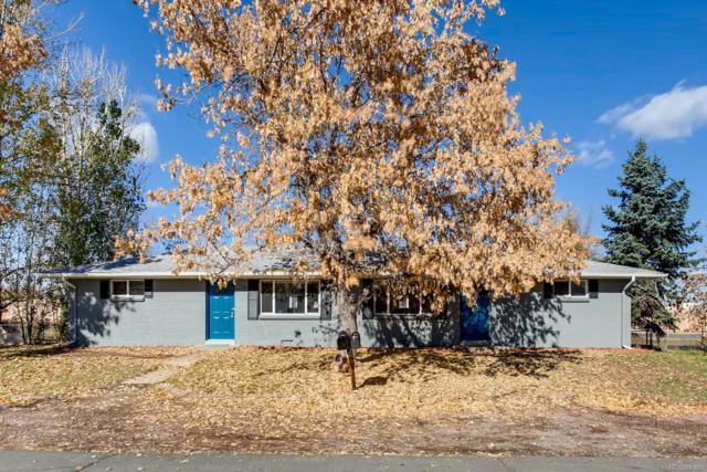 10705 W 48th Avenue, Wheat Ridge, CO 80033 (#9740217) :: My Home Team