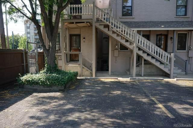 1310 N Corona Street #14, Denver, CO 80218 (#9740265) :: Bring Home Denver with Keller Williams Downtown Realty LLC