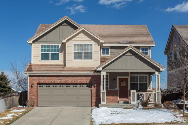 4235 Miners Candle Place, Castle Rock, CO 80109 (#9740433) :: Structure CO Group