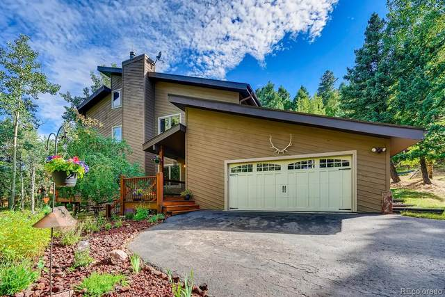 5107 Bear Mountain Drive, Evergreen, CO 80439 (MLS #9740731) :: 8z Real Estate