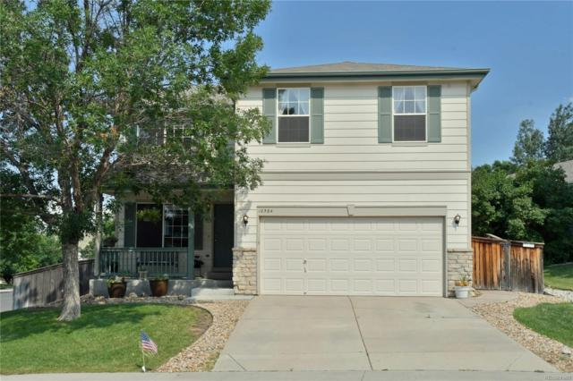 10564 Tiger Point, Littleton, CO 80124 (#9741063) :: Bring Home Denver