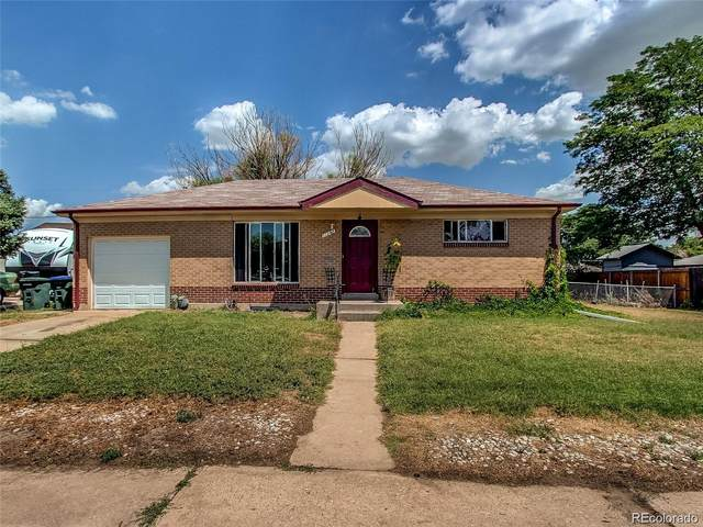 11282 High Street, Northglenn, CO 80233 (MLS #9741542) :: 8z Real Estate