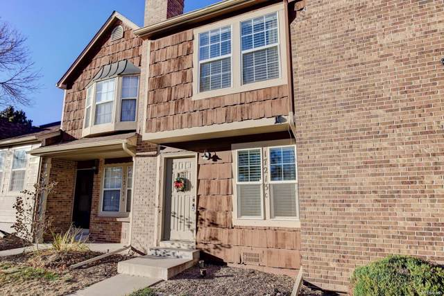 17213 E Stanford Avenue C, Aurora, CO 80015 (#9741562) :: The Heyl Group at Keller Williams