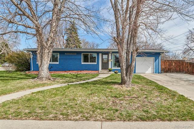 7165 W 66th Avenue, Arvada, CO 80003 (#9741968) :: The Harling Team @ HomeSmart
