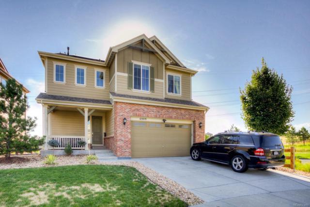 6909 S Elk Court, Aurora, CO 80016 (#9742168) :: Sellstate Realty Pros