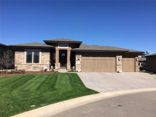 6924 Water View Court, Timnath, CO 80547 (#9742221) :: The Peak Properties Group