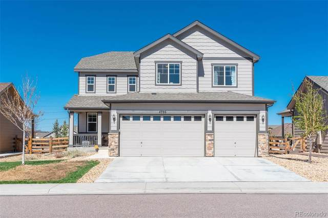 4786 S Netherland Street, Centennial, CO 80015 (#9742265) :: The HomeSmiths Team - Keller Williams