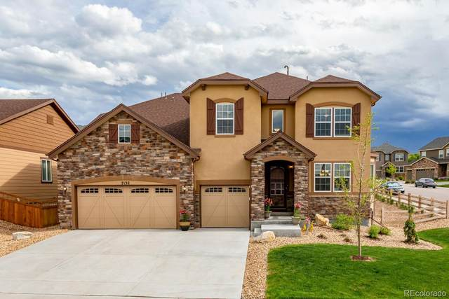 7132 Bandit Drive, Castle Rock, CO 80108 (#9742300) :: The HomeSmiths Team - Keller Williams