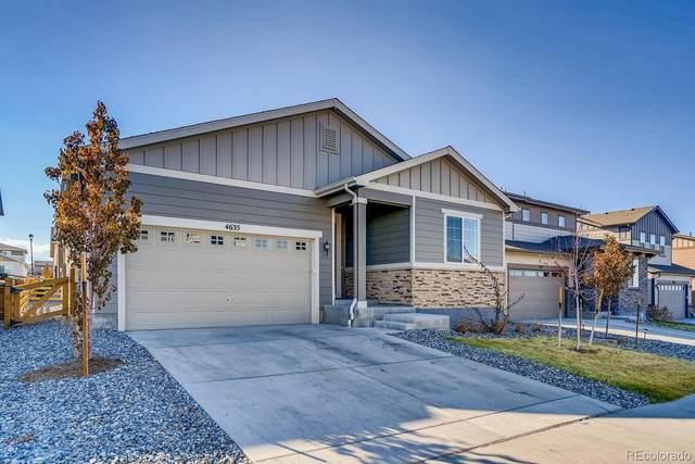 4635 S Odessa Street, Aurora, CO 80015 (MLS #9742517) :: The Sam Biller Home Team