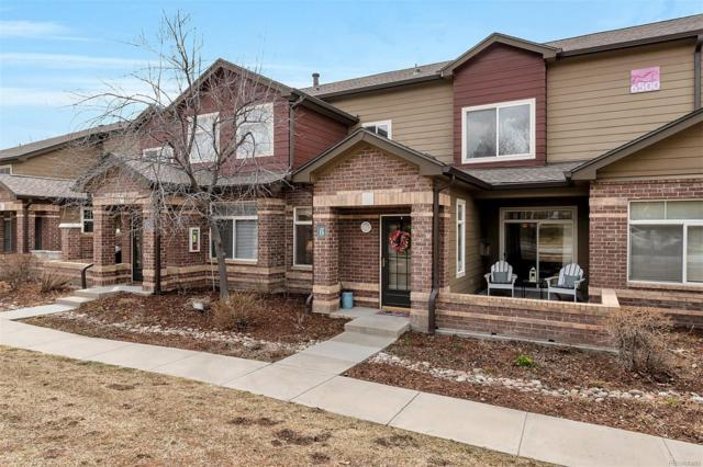 6500 Silver Mesa Drive D, Highlands Ranch, CO 80130 (#9742521) :: The Heyl Group at Keller Williams