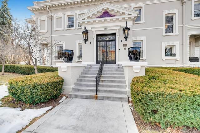 150 E 10th Avenue, Denver, CO 80203 (#9742547) :: Bring Home Denver with Keller Williams Downtown Realty LLC